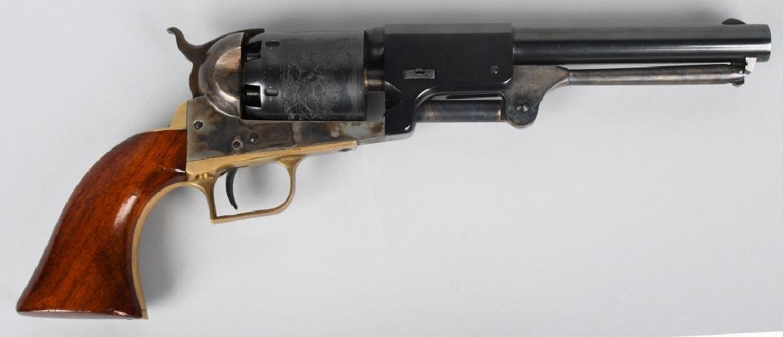 UBERTI CASED COLT .44 1st MODEL DRAGOON REVOLVER - 2