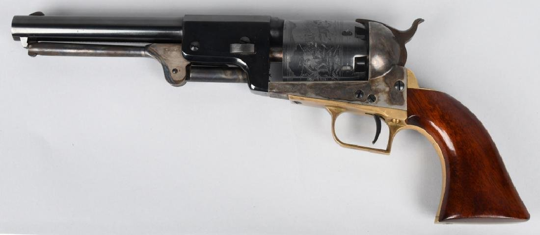 UBERTI CASED COLT .44 1st MODEL DRAGOON REVOLVER - 3