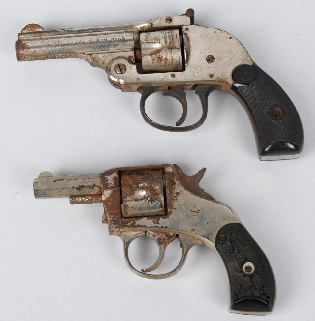 6-REVOLVERS, .32, H & R, FOREHAND, & MORE - 5