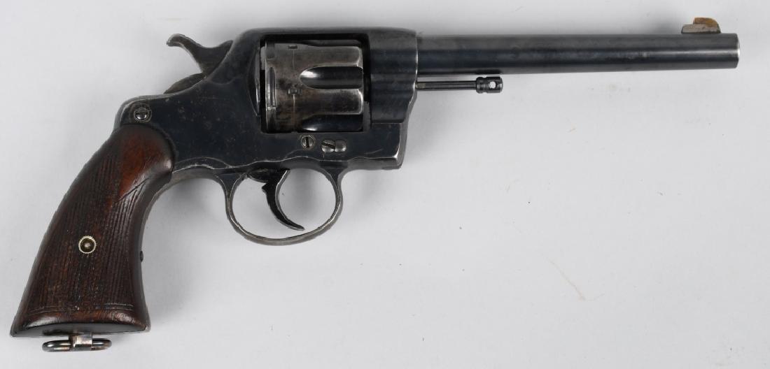COLT ARMY MODEL 1901 DA .38 REVOLVER