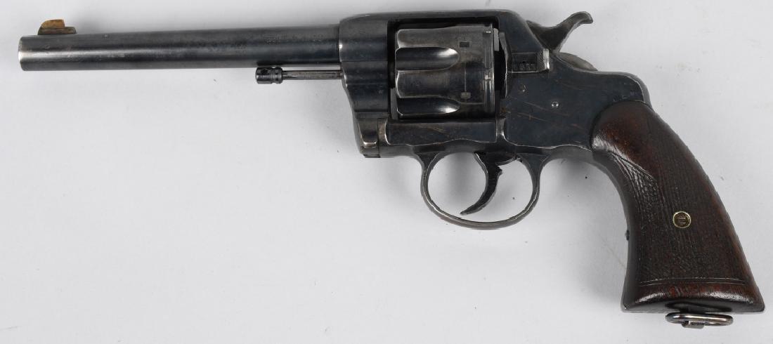 COLT ARMY MODEL 1901 DA .38 REVOLVER - 2