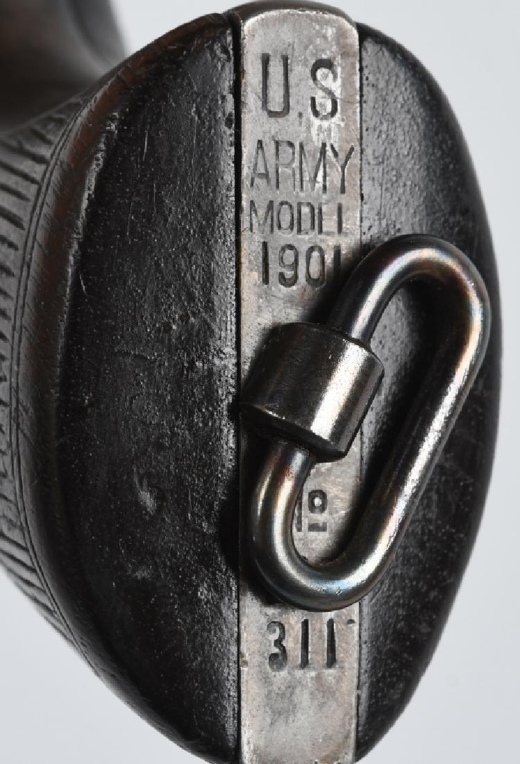 COLT ARMY MODEL 1901 DA .38 REVOLVER - 5