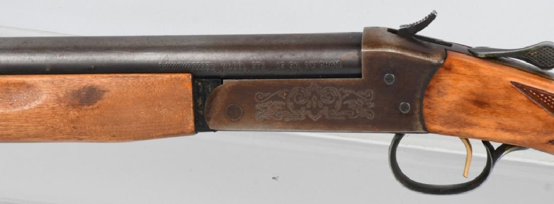 WINCHESTER MODEL 37A, SINGLE SHOT 16 GA. SHOTGUN - 6