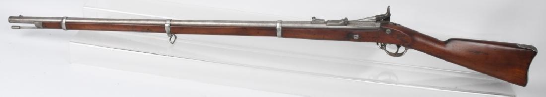SPRINGIELD MODEL 1866 ALLIN .50-70 CONV. RIFLE - 7