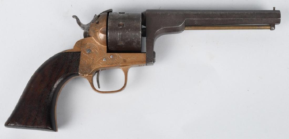 MOORE MODEL 1860, .32, 7 -SHOT REVOLVER