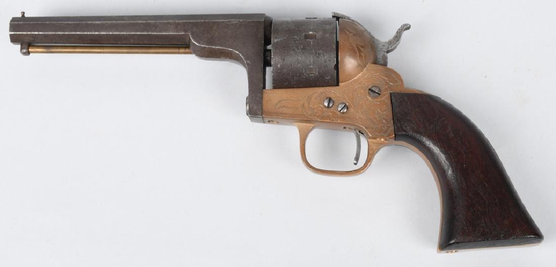 MOORE MODEL 1860, .32, 7 -SHOT REVOLVER - 2