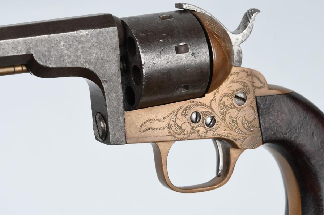 MOORE MODEL 1860, .32, 7 -SHOT REVOLVER - 5
