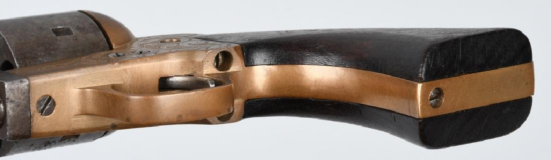 MOORE MODEL 1860, .32, 7 -SHOT REVOLVER - 6