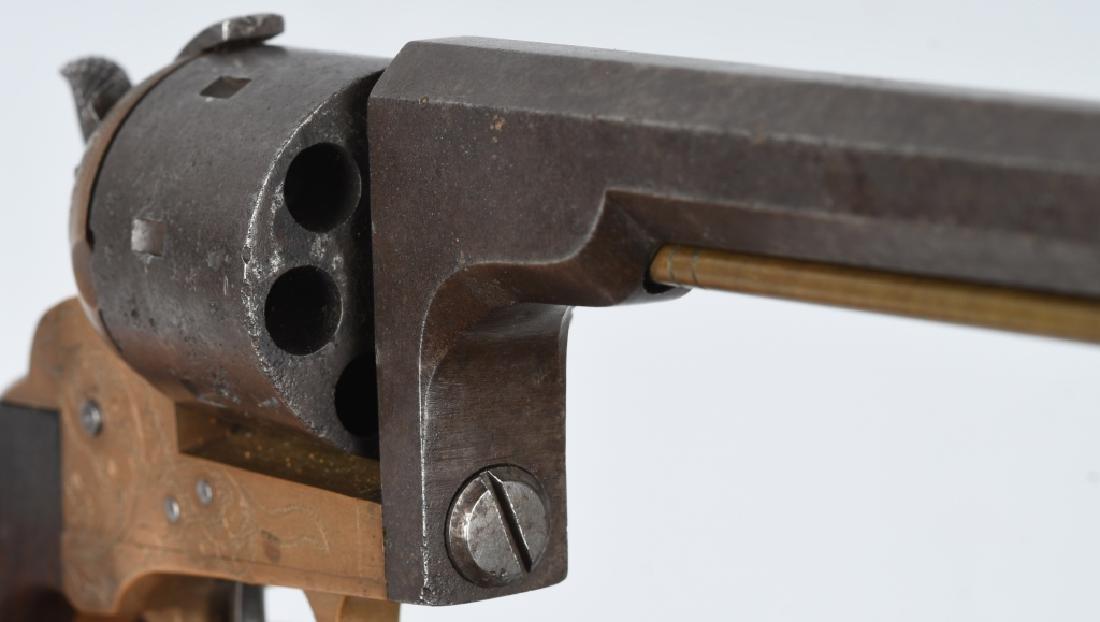 MOORE MODEL 1860, .32, 7 -SHOT REVOLVER - 7