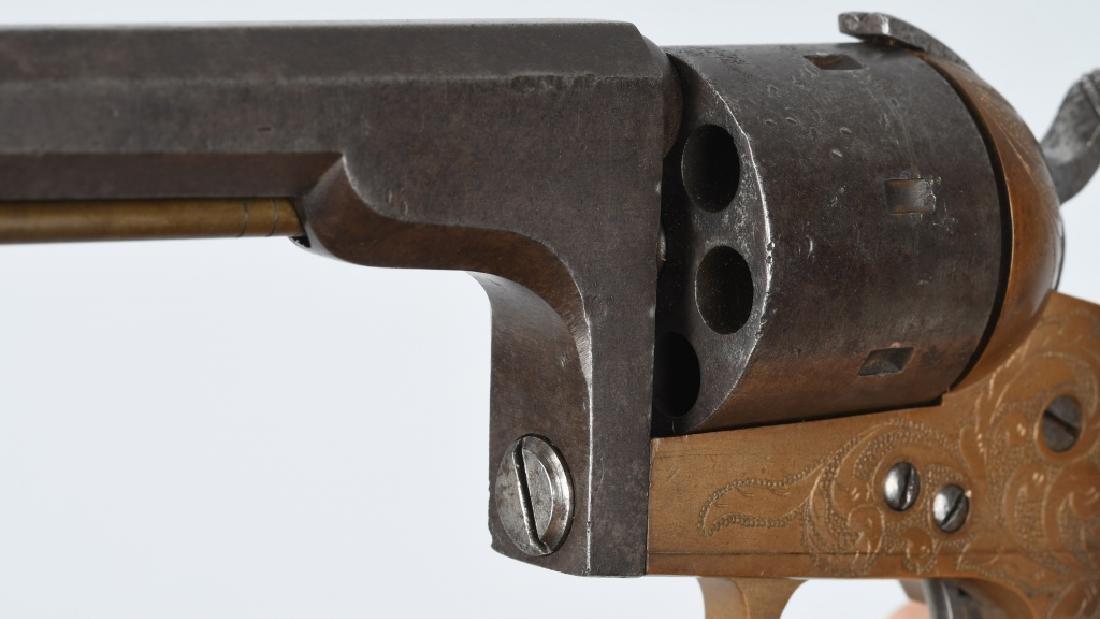 MOORE MODEL 1860, .32, 7 -SHOT REVOLVER - 8