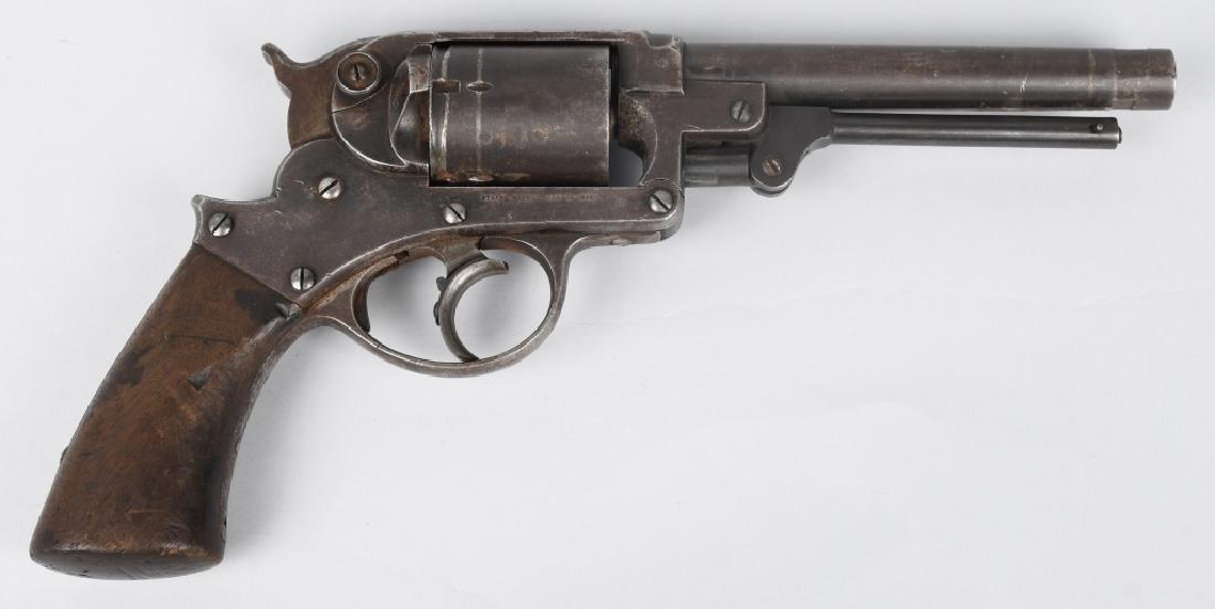 STARR MODEL 1858 DA CONV. 11mm REVOLVER