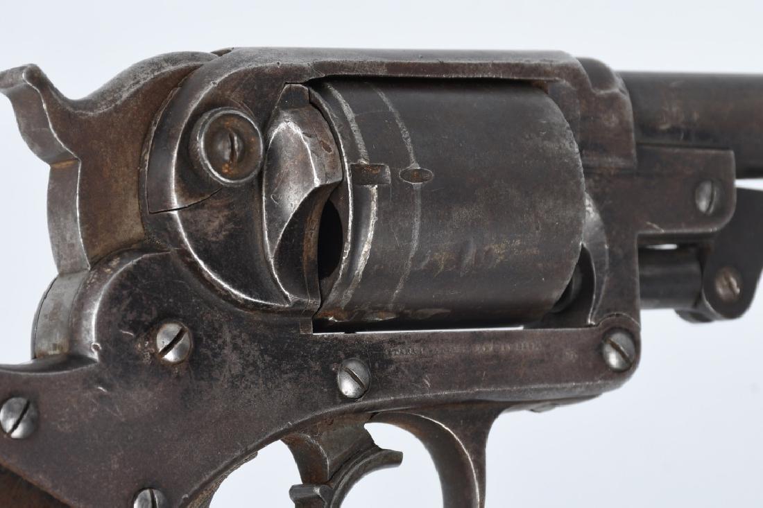 STARR MODEL 1858 DA CONV. 11mm REVOLVER - 3
