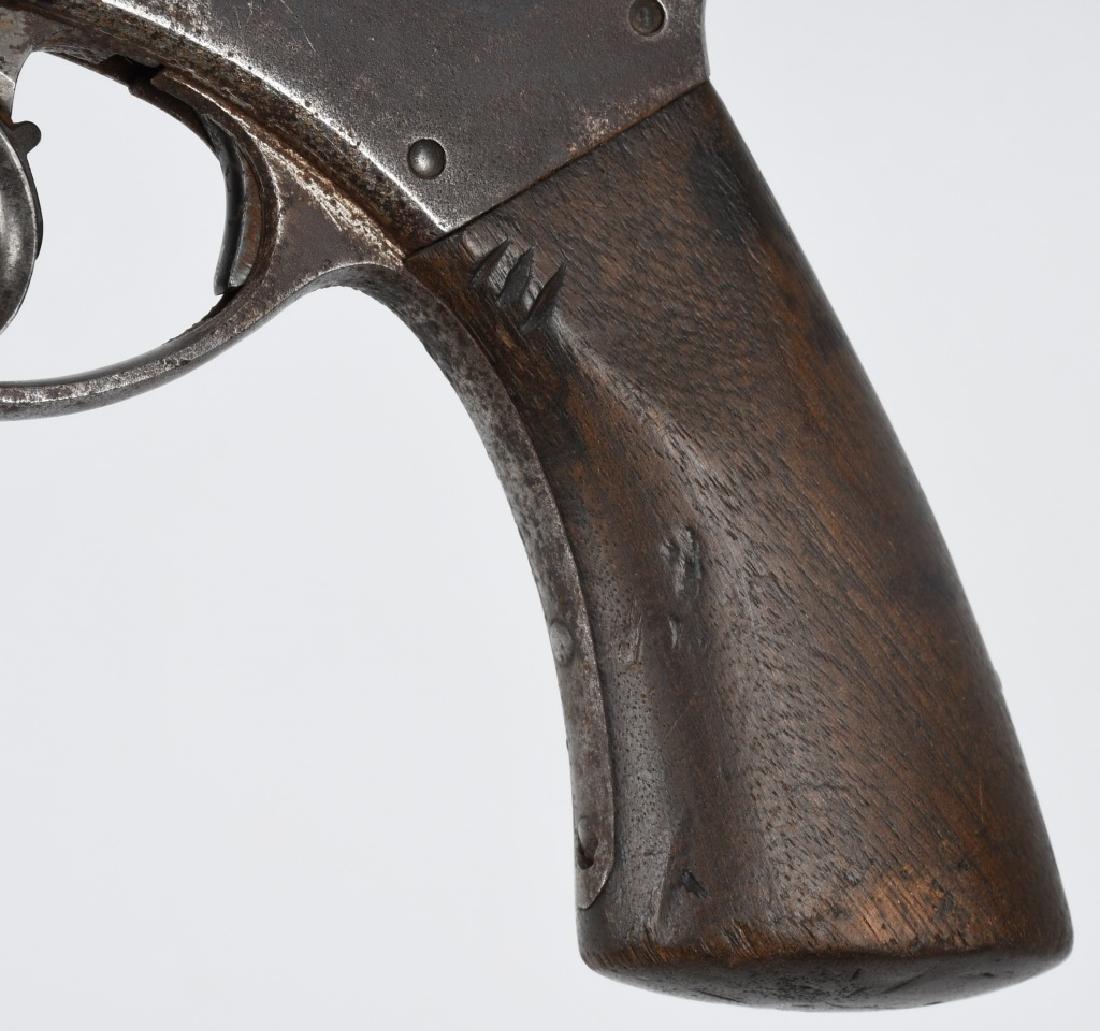 STARR MODEL 1858 DA CONV. 11mm REVOLVER - 5