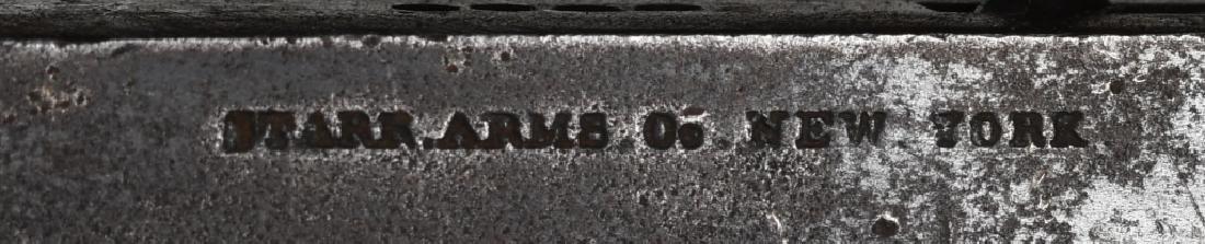 STARR MODEL 1858 DA CONV. 11mm REVOLVER - 7