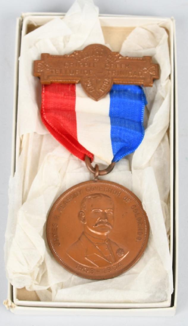 1903-04 COLORADO MINE DISTURBANCE VETERAN MEDAL