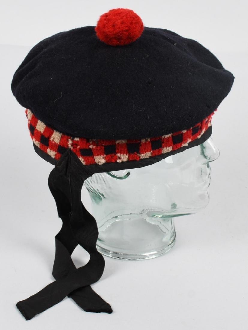 SCOTTISH BALMORAL CAP & HISTORY 1857-59 MUTINY - 10