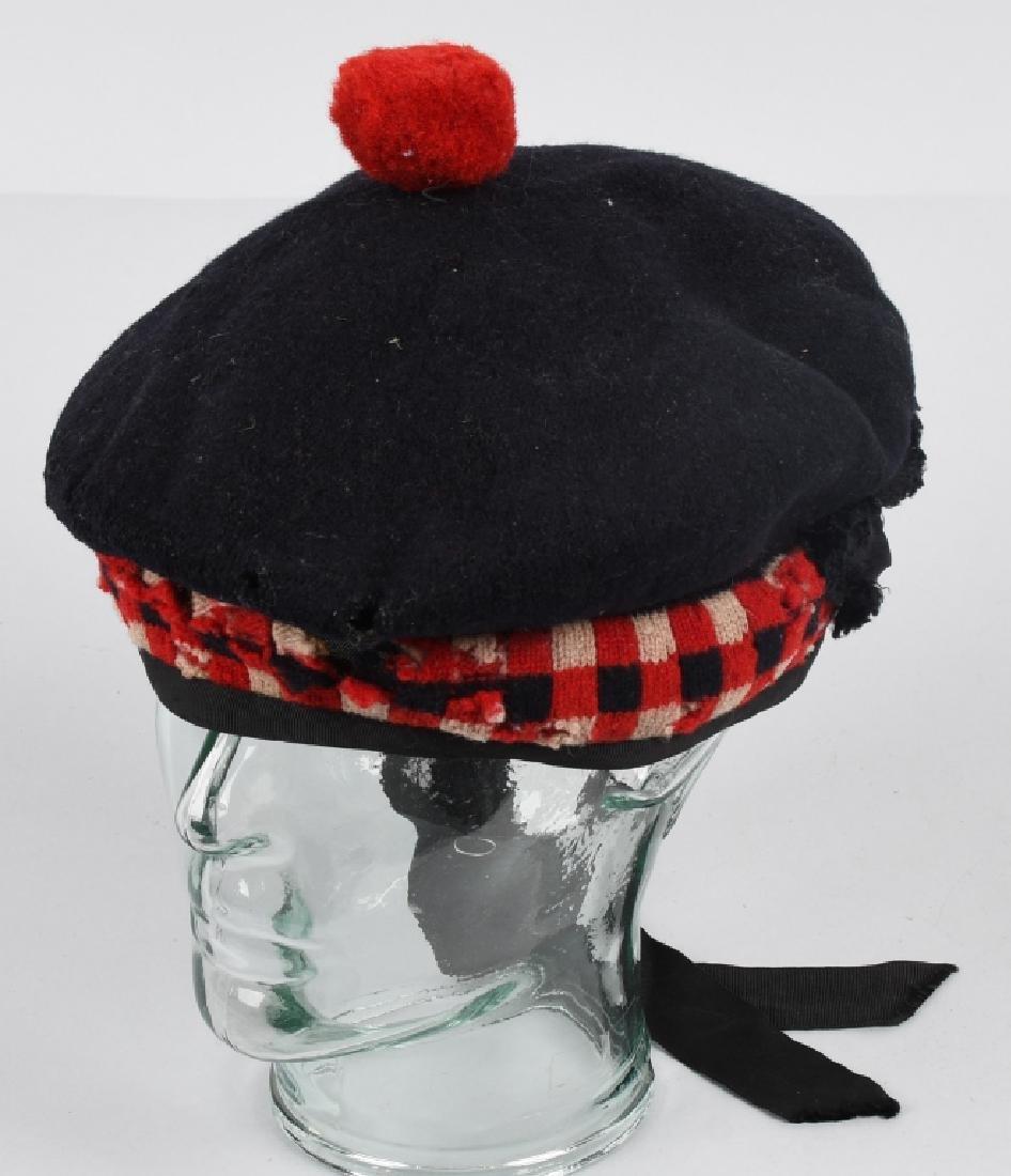 SCOTTISH BALMORAL CAP & HISTORY 1857-59 MUTINY - 8