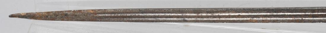 IMPERIAL GERMAN M 1889 SWORD INSCRIBED - IDED - 8