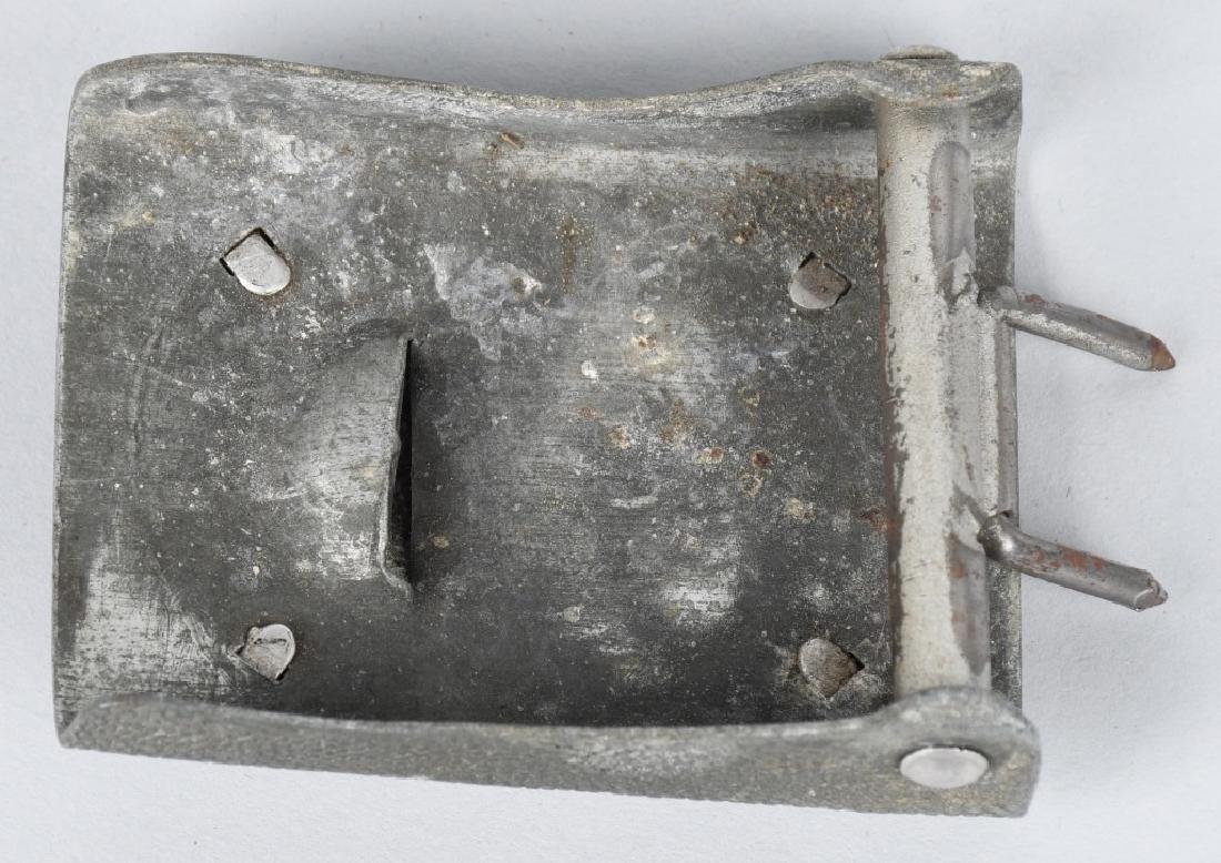WWII NAZI GERMAN LUFTWAFFE PARADE BUCKLE - 3