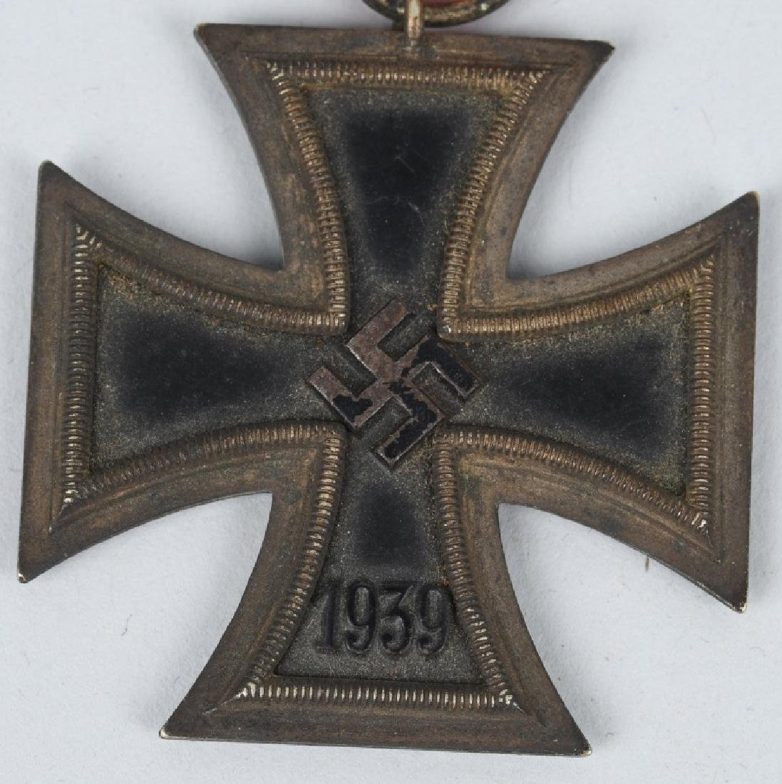 WWII NAZI GERMAN 2ND CLASS IRON CROSS LOT - 3