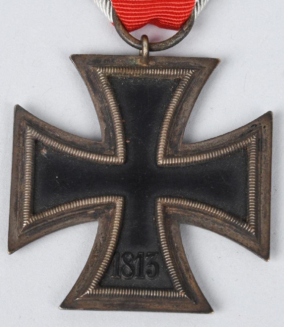 WWII NAZI GERMAN 2ND CLASS IRON CROSS LOT - 4