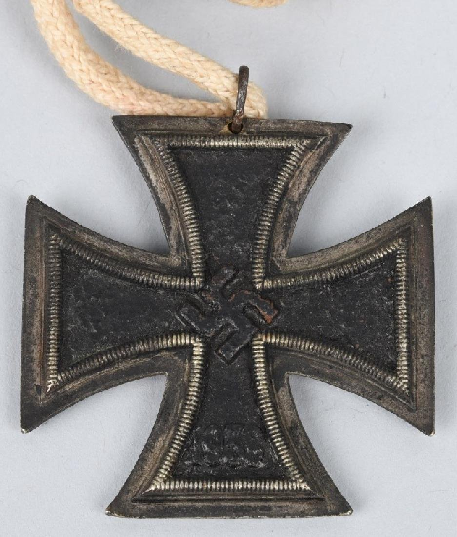 WWII NAZI GERMAN 2ND CLASS IRON CROSS LOT - 5