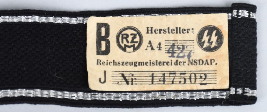 WWII NAZI GERMAN WAFFEN SS OSTLAND CUFF TITLE - 5