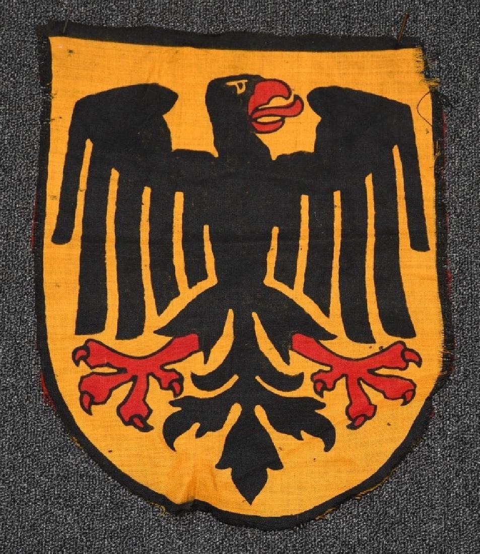 WWII GERMAN NSDAP FLAG - LARGE SIZE - 2