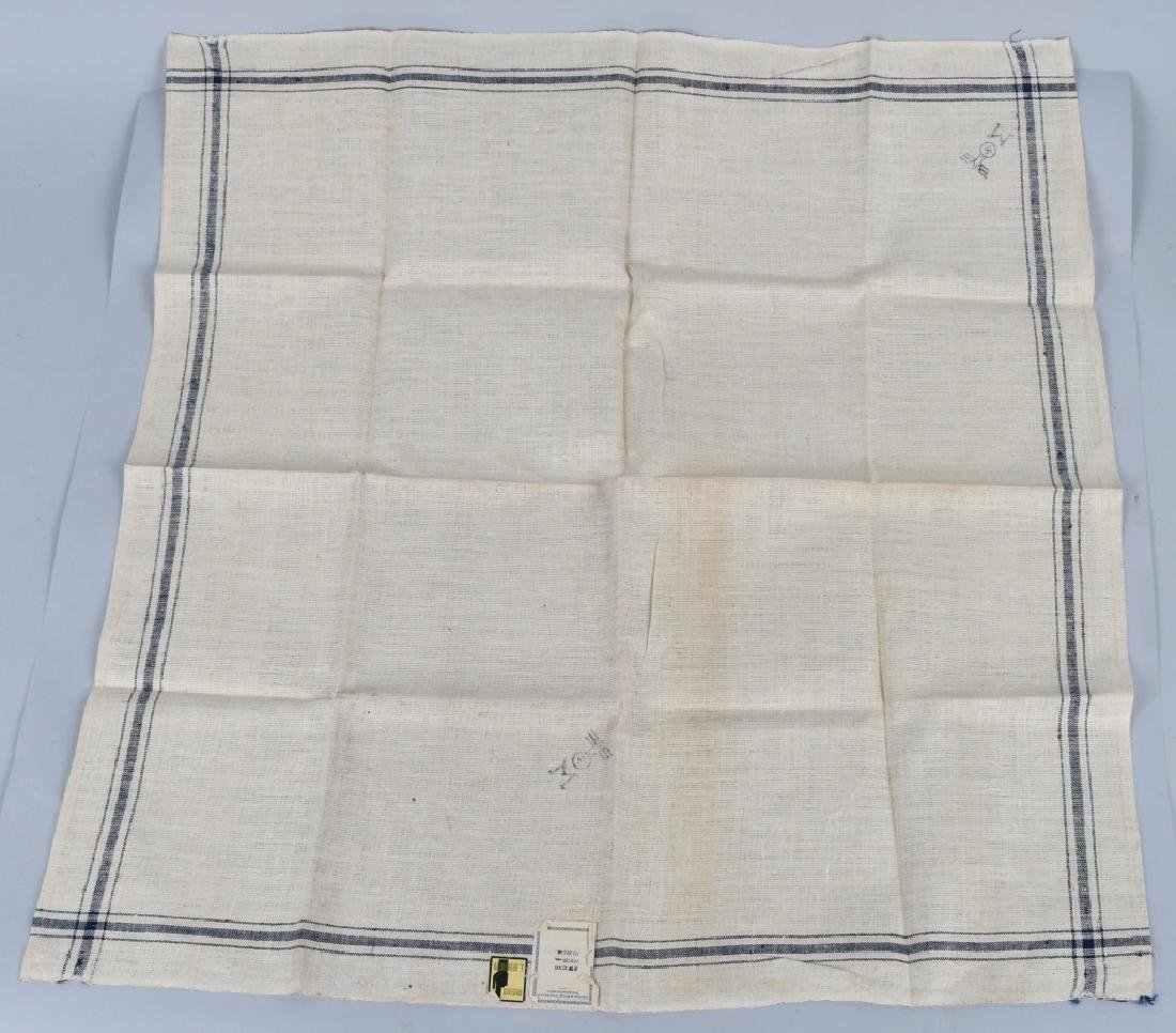 WWII NAZI GERMAN KREIGSMARINE OFFICER TABLE COVER