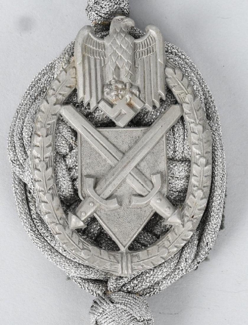 WWII NAZI GERMAN 2ND PATTERN MARKSMANSHIP LANYARDS - 5