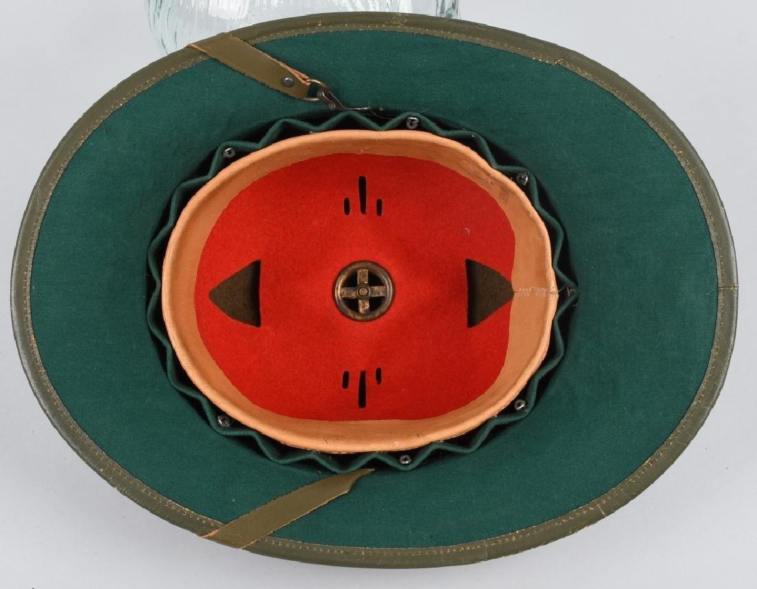 WWII NAZI GERMAN 2ND PATTERN ARMY PITH HELMET - 5