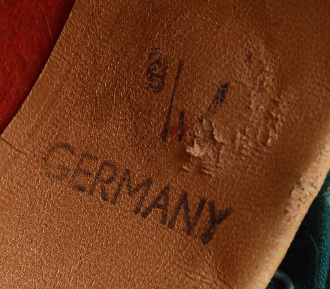 WWII NAZI GERMAN 2ND PATTERN ARMY PITH HELMET - 6