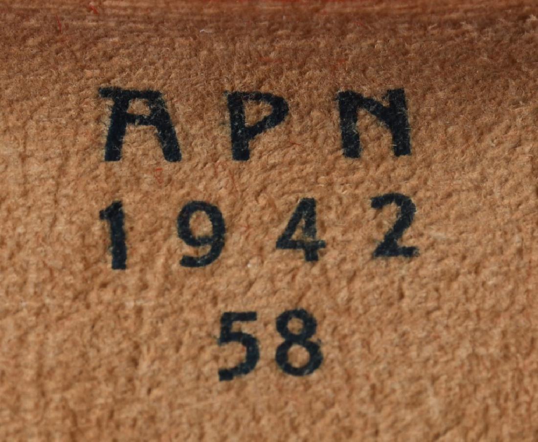 WWII NAZI GERMAN 2ND PATTERN ARMY PITH HELMET - 7