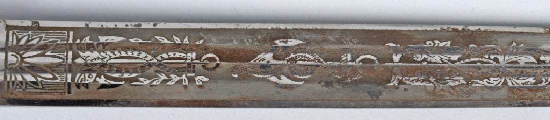 WWII NAZI GERMAN NAVAL OFFICERS DAGGER & MORE - 4