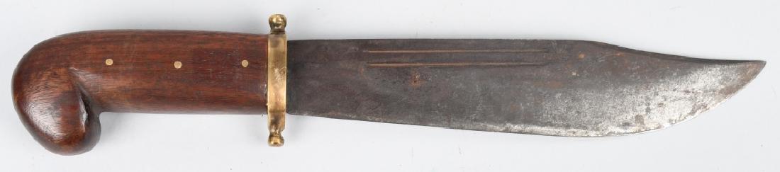 WWII CASE XX V44 FIGHTING KNIFE W MODIFIED HANDLE