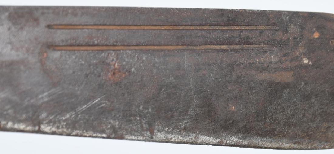 WWII CASE XX V44 FIGHTING KNIFE W MODIFIED HANDLE - 4