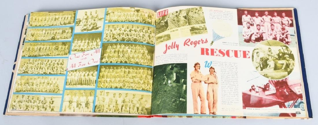 "WWII U.S. 90TH BOMB GROUP ""JOLLY ROGERS GROUPING - 5"