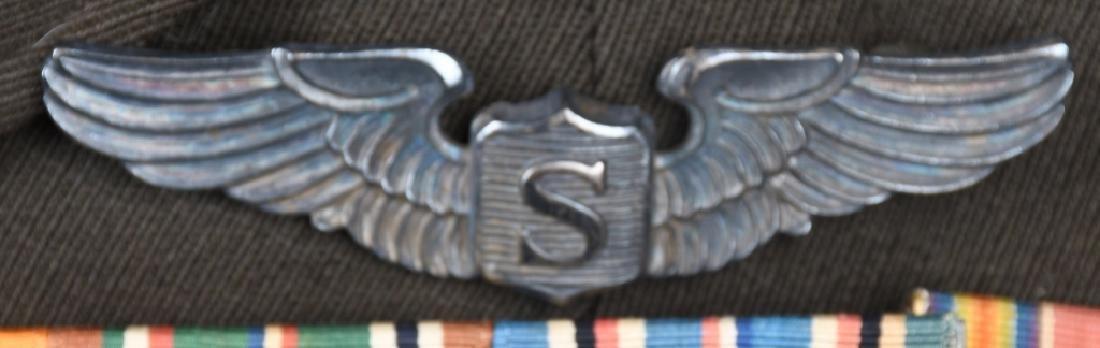 WWII U.S. ARMY CBI SERVICE PILOT UNIFORM - 3