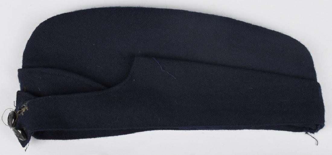 WWII AUSTRALIAN RAAF BATTLE DRESS JACKET & CAP - 9