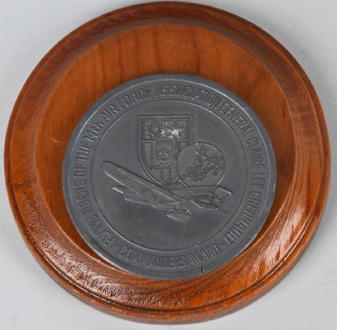 WWII US 14TH AIR FORCE CBI VETERAN REUNION ITEMS - 4