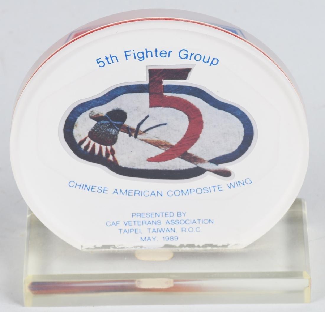 WWII US 14TH AIR FORCE CBI VETERAN REUNION ITEMS - 5
