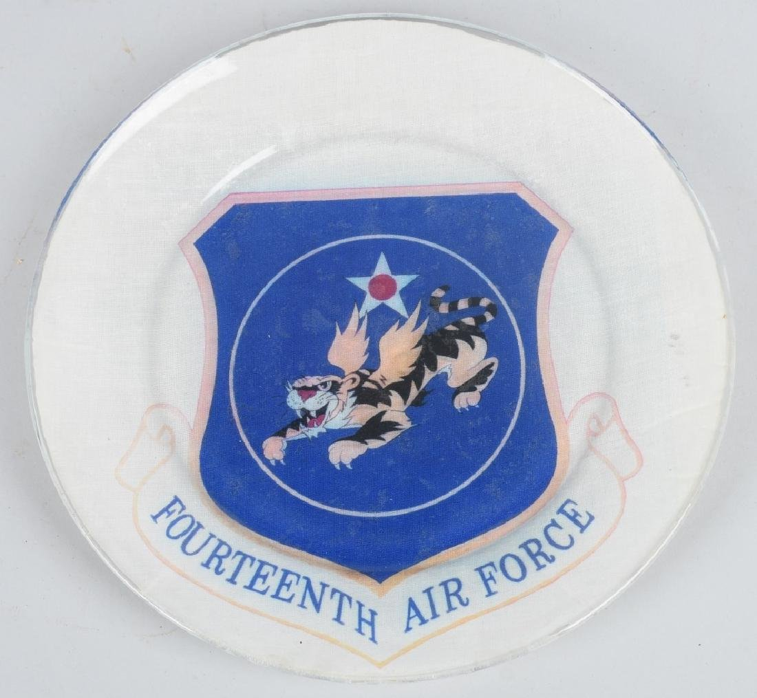 WWII US 14TH AIR FORCE CBI VETERAN REUNION ITEMS - 7