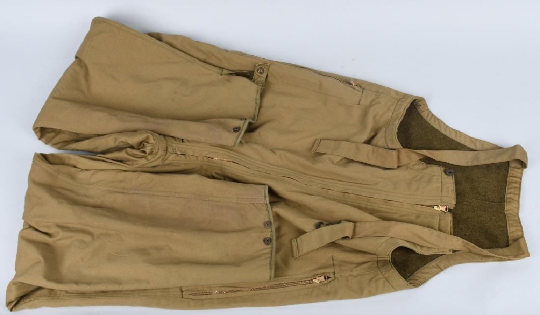 WWII US TANKER JACKET & WINTER TROUSERS 1ST ARMOR - 5