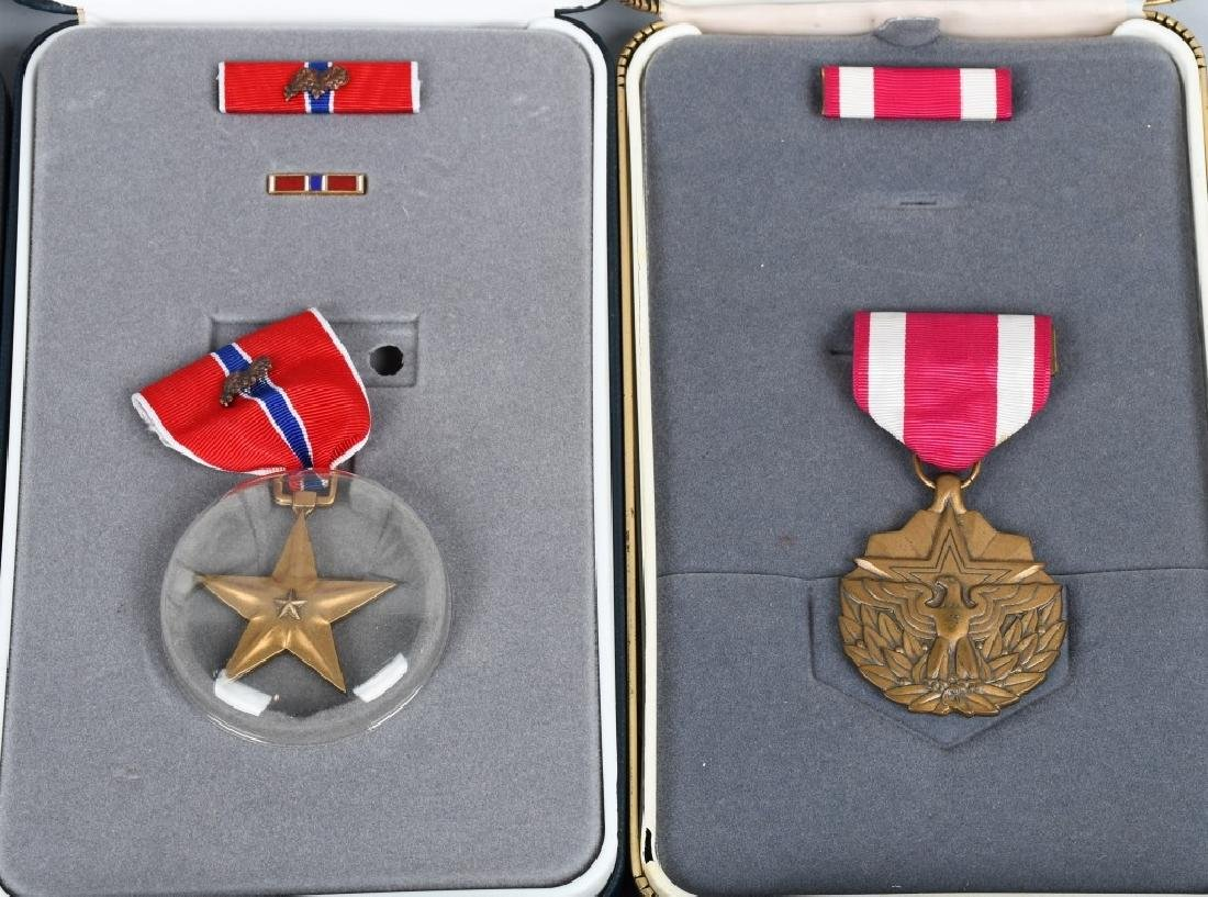 UNITED STATES CONTEMPORARY CASED MEDAL LOT (15) - 4