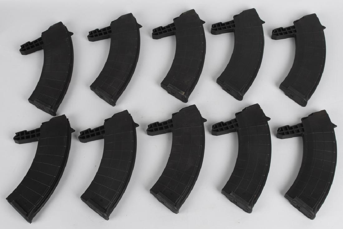 10 SKS 7.62 x 39mm, 20 ROUND MAGAZINES