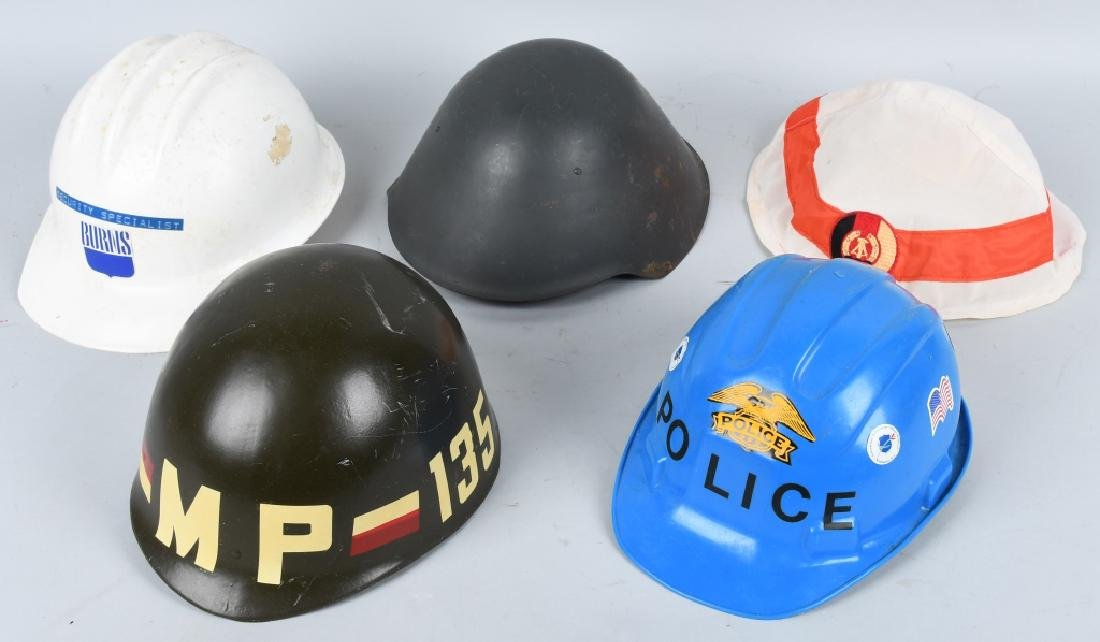 4-MP and LAW ENFORCEMENT HELMETS