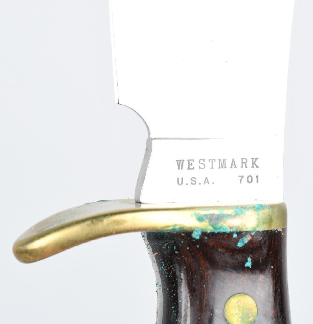 WESTMARK KNIFE LOT MIB M 701 & 702 - 4