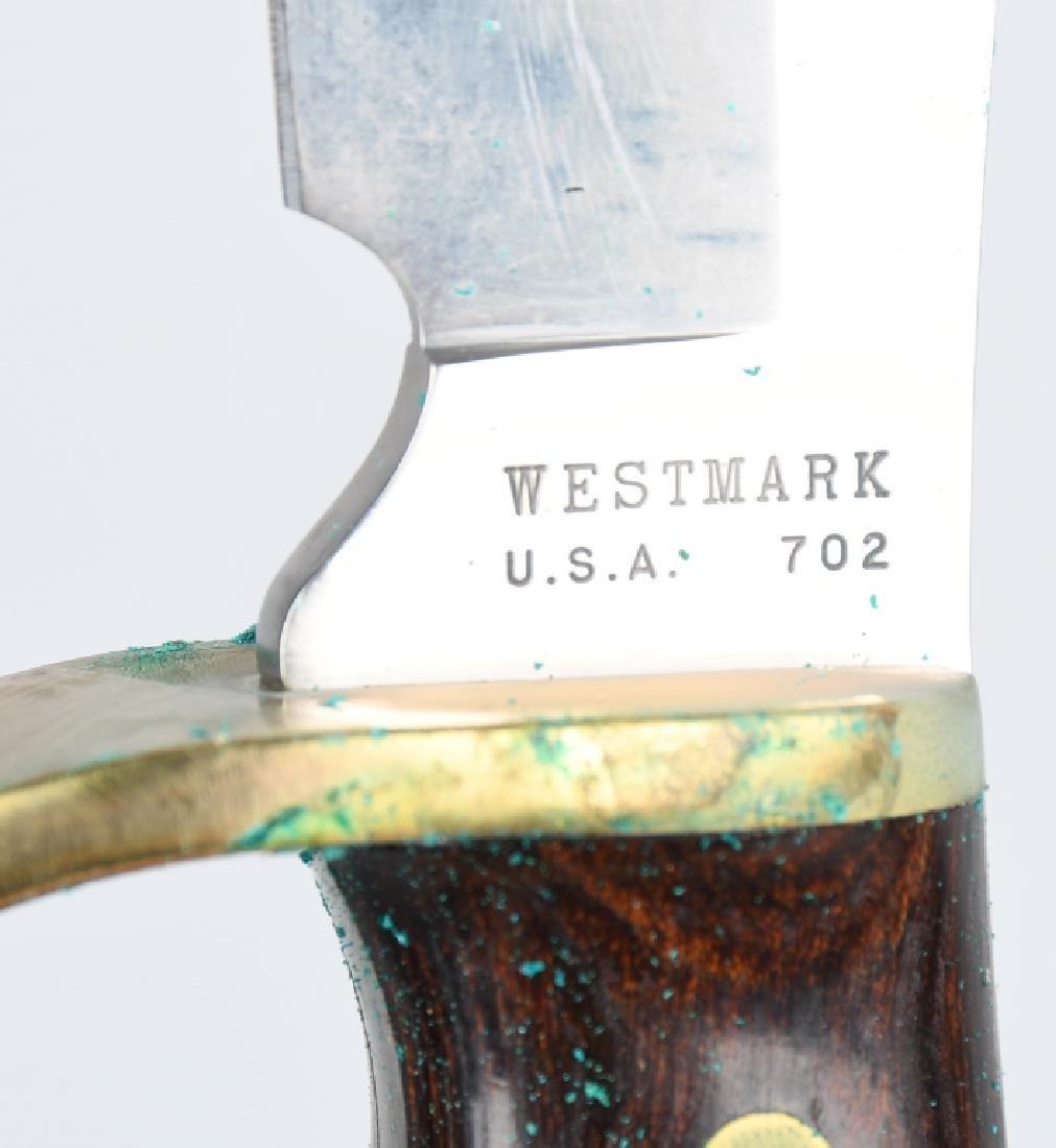 WESTMARK KNIFE LOT MIB M 701 & 702 - 5