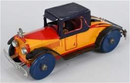 MARX 1920's-30's Tin windup ROYAL COUPE