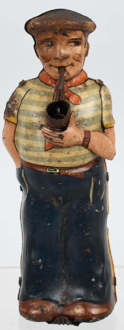 4- GERMAN TIN WINDUP TOYS - 2